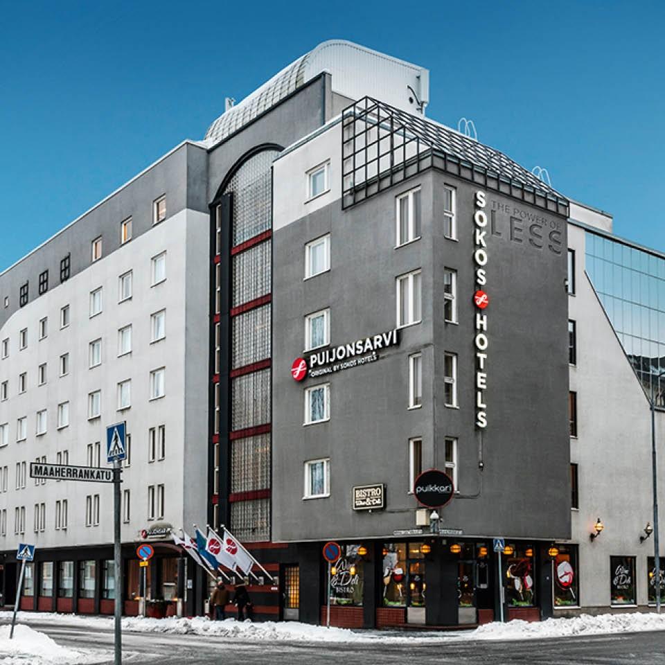 Sokos Hotel, Finland